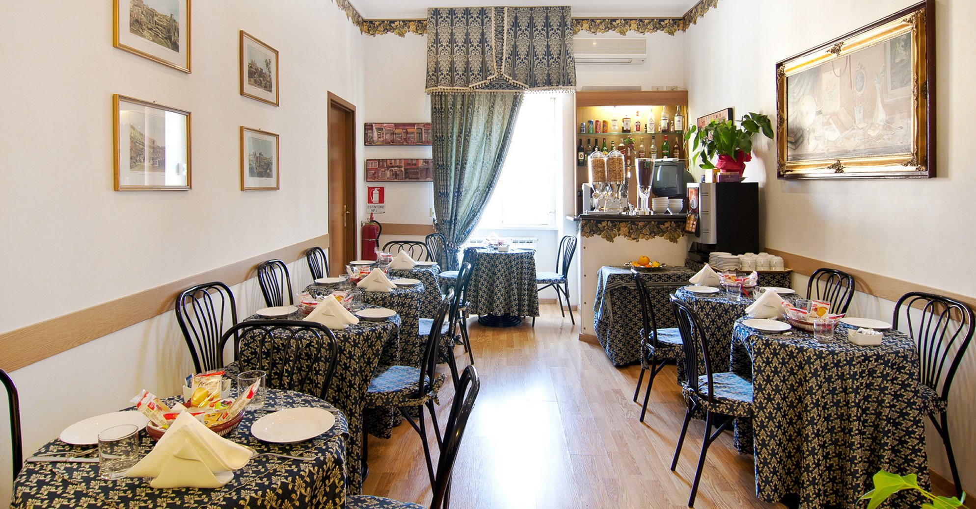 Hotel Margaret Rome Official Site Affordable 2 Star Hotel