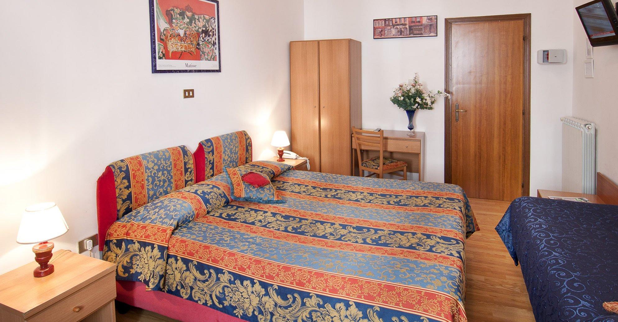 Hotel Margaret Roma – Sito Ufficiale – Economico Albergo 2 Stelle Roma